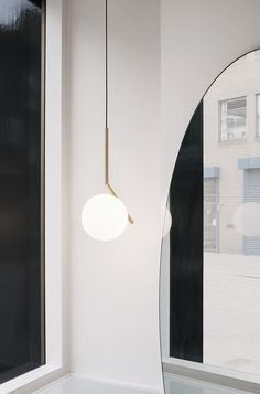 Pendant version of te IC Light from FLOS