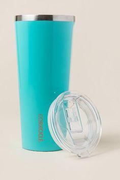 Corkcicle - Turquoise 24oz Tumbler-  gift-clalternate