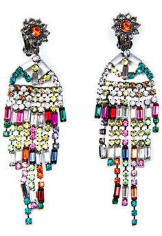 Statement earrings!