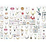 Ladinelle Adventskalender - inkl. Geschenkverpackung ++ Damen Schmuck, Halsketten, Armbänder, Ring, Ohrringe