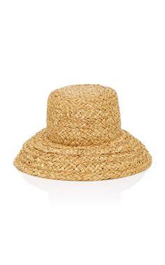 fd0955305d8b1 Primary New York  Janessa Leone Sydney Straw Hat