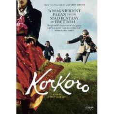 """Korkoro (2011)  Tony Gatlif's new film on Gypsy life and culture won top prize at 2009 Montreal Film Festival (as well as the audience award for most popular film). Korkoro follows a nomadic Roma family during the French Occupation of WWII. Forbidden from wandering by a newly-imposed French law, the Gypsies hide out in a rural village and try to avoid capture and imprisonment by the Nazis. """"Magnificent…[Gatlif's] depiction of the 'gypsy soul' has never been more visceral."""" –Variety."""