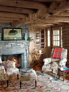 Everything You Need to Know About Log-Home Living