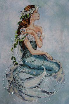 Enchanted Mermaid by Mirabilia.jpg | Flickr - Photo Sharing!