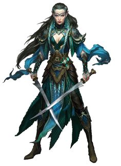 Image result for fantasy character art transparent