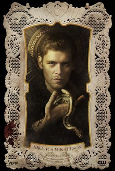 Holy Card: Klaus
