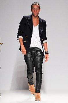 Balmain Spring/Summer 2013 Ready to Wear Details   Paris Fashion Week #Balmain #PurelyInspiration #pfw