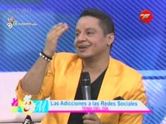 """Robert Sánchez: """"Las Adicciones A Las Redes Sociales"""" #Video"""