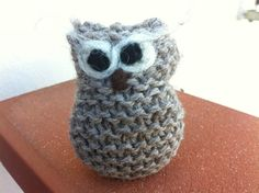 """Lucky"" Little Owl, for Matilde's First day of School"