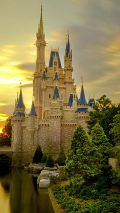 Architectural Wonders Of The World – The Best Gallery Ever!!! Part I | Take a Quick Break | Sunset Over Cinderella Castle