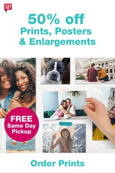 Create custom photo cards at Walgreens. Order and pick up your photo cards same-day! Save on holiday cards, birthday cards, invitations, announcements and more.