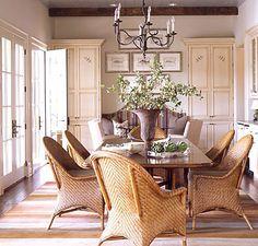 Susan Kasler  Amazing Breakfast Room