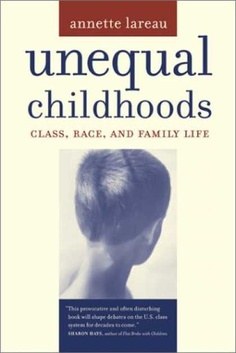 Unequal Childhoods: Annette Lareau - fascinating sociological study of how class impacts development