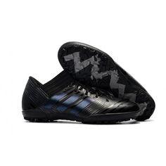 2017 Adidas Nemeziz Tango 17.3 TF Botas de futbol negro 3688f0b2dd2a1
