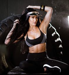 Brie Bella, Nikki Bella, Bella Diva, Wwe World, Wrestling Divas, Women's Wrestling, Glamour Beauty, Total Divas, Dancing With The Stars