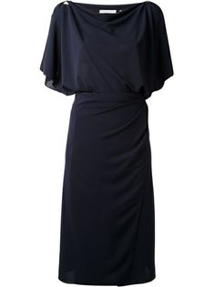 VIONNET - draped dress