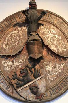Kaiserburg-Museum(Nürnberg), shield