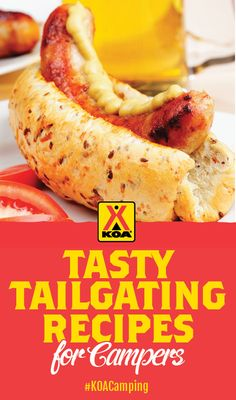 Tasty Tailgating Recipes for Campers