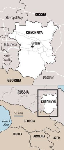 Chechnya, a hotbed of Islamic extremism, producing separatists with increasingly jihadist tone