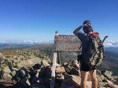 Favorite Sections on the Appalachian #Trail https://thetrek.co/appalachian-trail/favorite-sections-appalachian-trail/ #climber neverstopexploring #summer