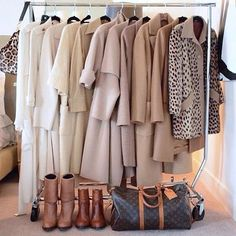 Coats on coats on coats. // Follow @ShopStyle on Instagram to shop this look