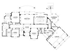Floor Plans | ... Gorge Affordable Homes Mansion Floor Plans Click  Floorplan To Enlarge | Floor Plans | Pinterest | House Floor Plan Design,  Colonial And ...