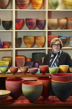 Pippin Drysdale - Joanna Bird 2015 - Pippin Drysdale was chosen as one of Western Australia's 15 Living Treasures. Ceramic Clay, Ceramic Bowls, Ceramic Pottery, Earthenware, Stoneware, Living Treasures, Vase Deco, Vases, 3d Studio