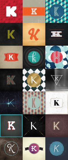 Just Letter K by Kutan URAL