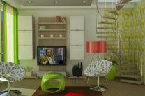 Retro stílus Decor, Furniture, Bunks, Retro, Loft, Loft Bed, Home Decor, Bed, Bunk Beds