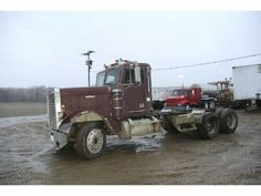 1985 Freightliner Tractor Truck without Sleeper for sale #truck #trucks