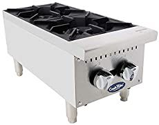 Enjoy exclusive for ATOSA US Two Burner Commercial Hot Plate Countertop Stove Outdoor Camping Double Portable Cooktop Burner Natural Gas Restaurant Equipment HD 12 BTU online - Topgetitnow Sweet Potato Cookies, Sweet Potato Muffins, Jamaican Rice, Jamaican Recipes, Steak And Kidney Pie, Stainless Steel Countertops, Small Restaurants, Best Commercials, Restaurant Equipment
