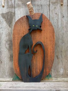 A personal favorite from my Etsy shop https://www.etsy.com/listing/555924191/extra-large-pallet-wood-pumpkin-and