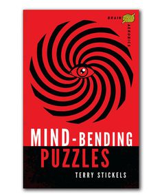 Brain Aerobics Mind-Bending Puzzles Book by Sterling #zulily #zulilyfinds