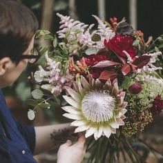 Idée n°4 pour un beau bouquet : attirer l'attention