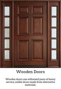 Wooden Doors Solid Wooden Main Door Design Wooden Main Door Door Design Modern