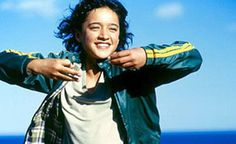 Whale Rider - the stirring, emotional drama about a young Maori girl who tries to break tradition and become head of her tribe.