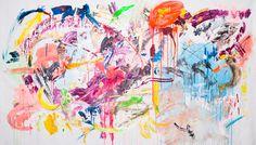 "Saatchi+Art+Artist+Maria+Lankina;+Painting,+""""Untitled""+from+""+Universal""+series""+#art"