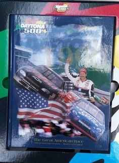 daytona 500 the great american race limited edition hard cover souvenir program | Sports Mem, Cards & Fan Shop, Fan Apparel & Souvenirs, Racing-NASCAR | eBay!