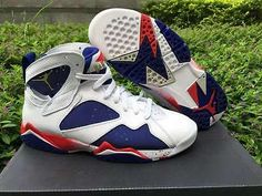 ef14fecbc9b3 Air Jordan 7 Olympic Alternate Official Images and Release Info