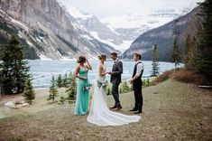 Stunning Lake Louise Styled Wedding at Banff National Park, Alberta Banff National Park, National Parks, Newfoundland Tourism, Elope Wedding, Elopement Wedding, Fairmont Chateau Lake Louise, Travel Oklahoma, Canadian Rockies, New York Travel