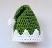 When you're looking for crochet hats to fit even the smallest of baby heads, this Adorable Elvish Preemie Hat should be first on your list. If you have the mean