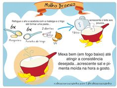 Just Cooking, Cooking Tips, Cooking Recipes, No Salt Recipes, Veggie Recipes, Fat Foods, Portuguese Recipes, Fabulous Foods, Food Illustrations