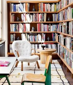 Berlin Apartment, Interior Architecture, Interior Design, Vogue Living, Built Ins, Home Projects, Interior Inspiration, Bookshelves, Decorating Your Home
