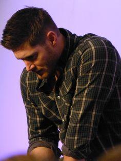 Jensen - Asylum2015 - Supernatural Convention Birmingham...   Solitaire Star