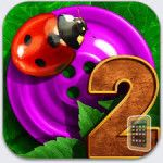 Bugs and Buttons 2 - Compatible with:  iPhone, iPod touch and iPad.  Requires iOS 4.3 or later.  This app has 18 educational, interactive, and fun games. It teaches hand eye coordination, counting, the alphabet, colors, patterns, parts of the body, music memory, sorting, and helps develop critical thinking skills.   It contains 54 achievements with increased difficulty.  .  Recommended for students K-1 Grade.