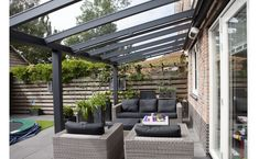 Glass Veranda - The Ken Rhodes Group Limited