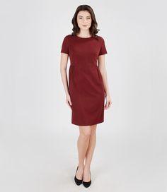 Dress#marsala#color of the year#yokko#fashion