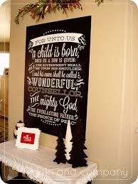 black and white christmas decor - Google Search