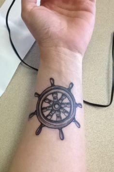 Helm tattoo ❤️