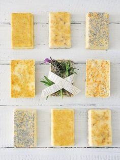 DIY-Anleitung: Zitronenseife, Lavendelseife und Grapefruitseife selber machen via DaWanda.com